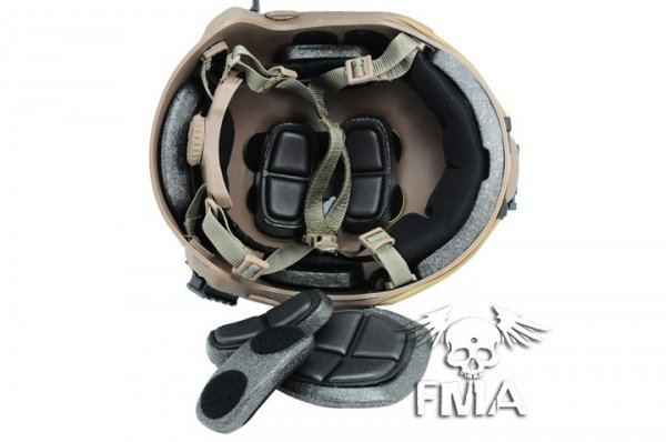 FMA - Hełm Ballistic - piaskowy