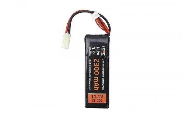 GFC - Akumulator LiPo 11,1V 2300mAh 20C