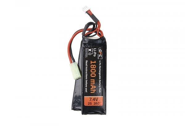 GFC - Akumulator LiPo 7,4V 1800mAh 20C [1+1]