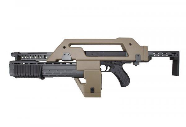 Replika karabinu M41A Pulse Rifle (SW-11B)