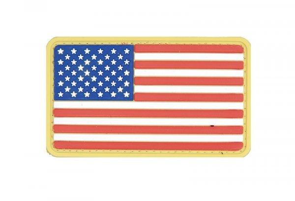Naszywka 3D - Flaga US