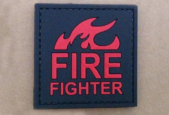 Naszywka 3D – Fire Fighter