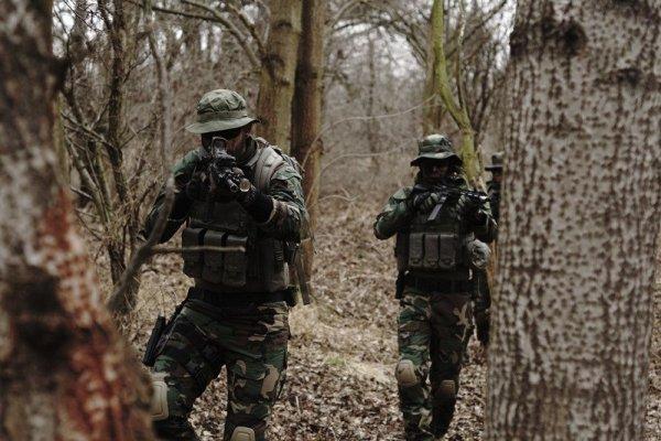 Komplet mundurowy Combat Uniform - ATC AU