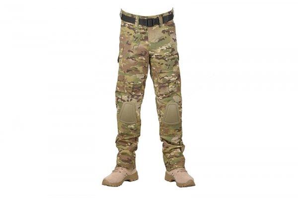 Spodnie Combat Uniform z nakolannikami - MC