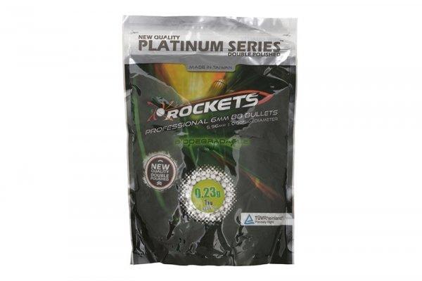 Rockets - Kulki Platinum BIO 0,23g 1kg