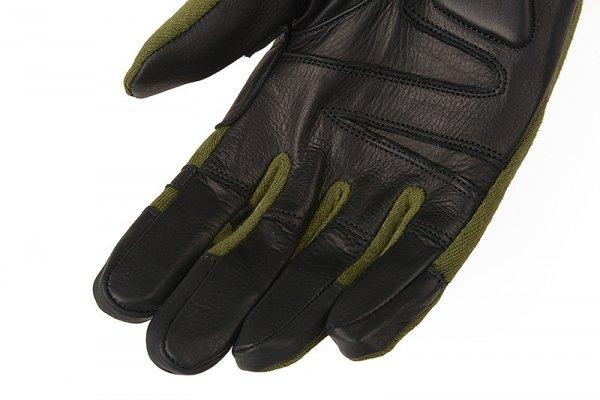 Rękawice taktyczne HDR Kevlar - Olive Drab