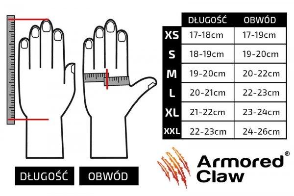 Armored Claw - Rękawice Breacher - oliwkowe