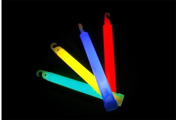 Światło chemiczne GlowStick - białe