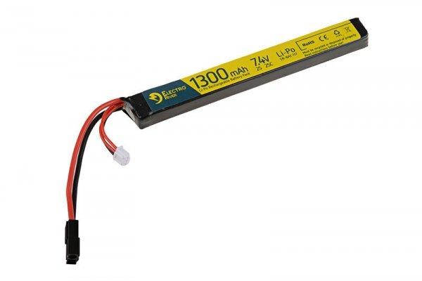 ElectroRiver - Akumulator LiPo 7,4V 1300mAh 25C