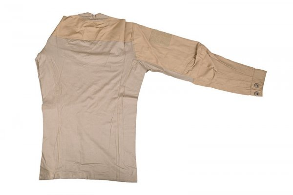Bluza typu Talos Halfshell - coyote brown