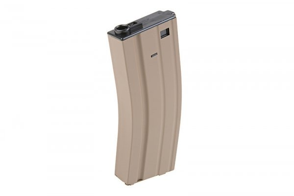 Cyma - Magazynek mid-cap 150 kulek do M4 - TAN