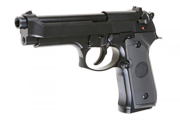 WE - Replika Beretta M92 V2 - Black
