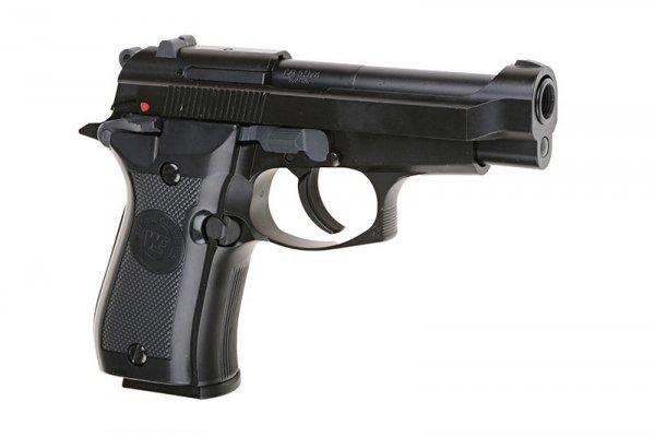 WE - Replika Beretta M84 Mini - czarna