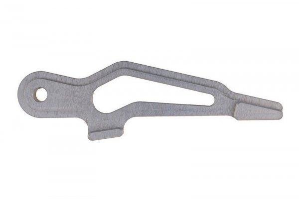 Retro Arms - Dźwignia selektora ognia CNC do AK (A) - srebrny