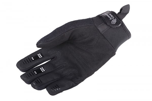 Rękawice taktyczne Armored Claw BattleFlex - czarne