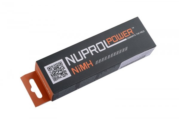 Nuprol - Akumulator NiMH 8.4V 1600mAh typ sf