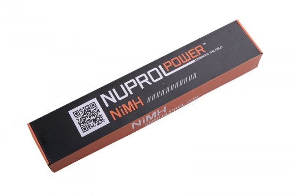 Nuprol - Akumulator NiMH 9,6V 3300mAh typ large
