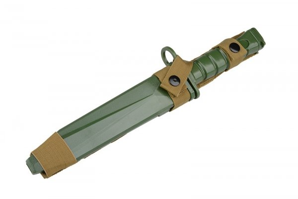 Treningowa replika noża M10 - oliwkowa