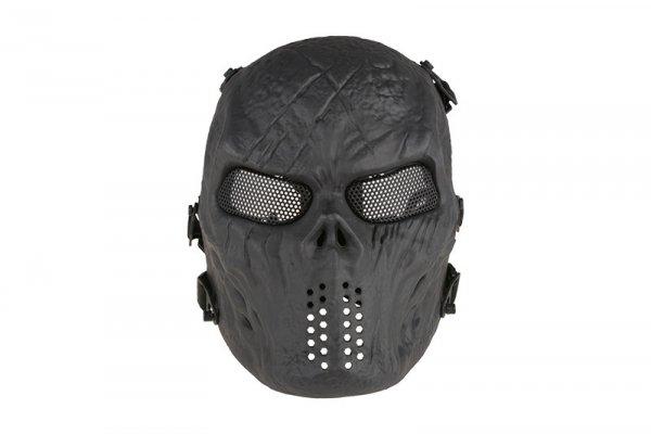 Maska Tactical Skull - czarna
