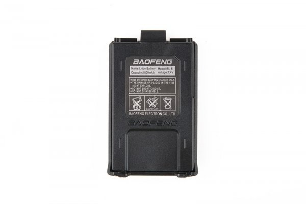 Akumulator BL-5 1800mAh do radia Baofeng UV-5R