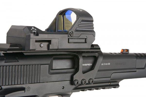 Replika pistoletu Elite Force Racegun - zestaw
