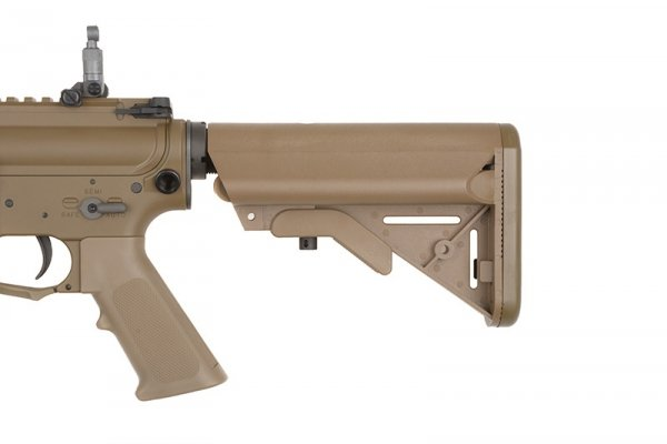 Replika karabinka Knight's Armament SR15 E3 IWS - Tan