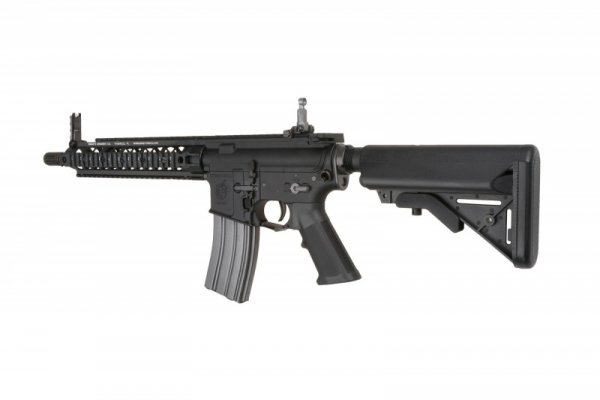 Replika karabinka Knight's Armament SR16 CQB - Czarny