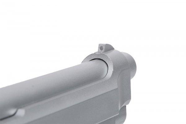 Replika pistoletu GGH9502S - srebrna