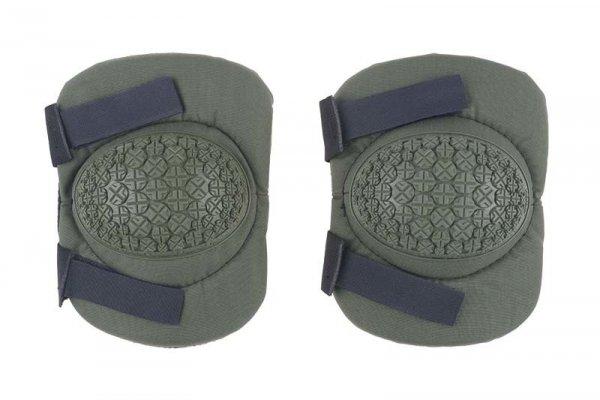 Alta - Ochraniacze na łokcie FLEX-360 - Olive Green