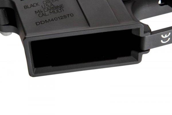 Replika karabinka Daniel Defense® MK18 SA-E19 EDGE 2.0™ - czarna