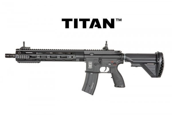 Replika karabinka SA-H09 ONE™ TITAN™ V2 Custom - czarna