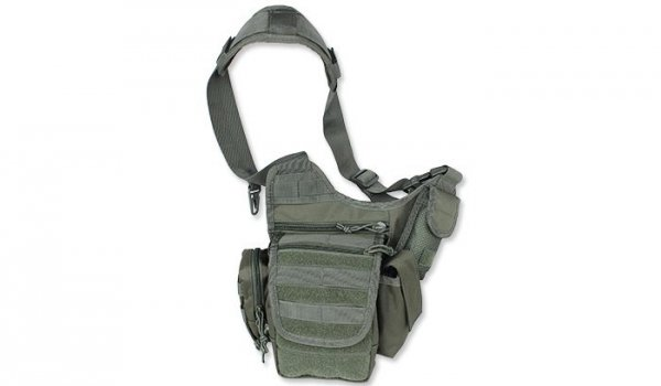 Mil-Tec - Torba Multifunction Sling Bag - Zielony OD