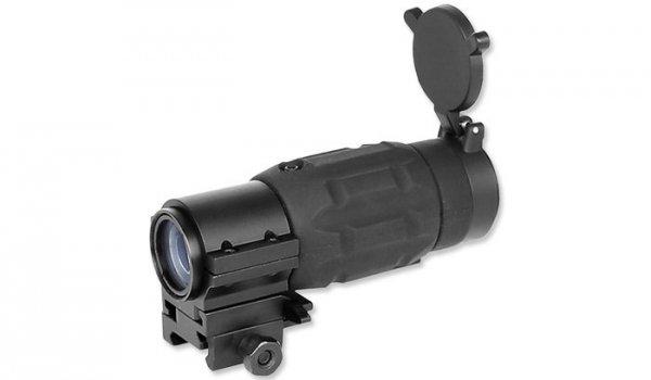 Aim-O - AP Style 3X Magnifier - Twist Mount - AO 5339-BK