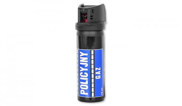 Gaz pieprzowy Policyjny - 75 ml