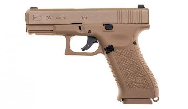 Umarex - Wiatrówka Glock 19X 4,5mm - 5.8368