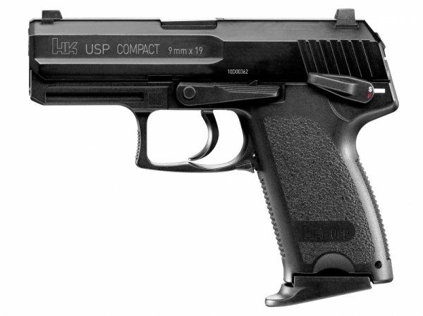 Umarex - Replika GAS HK USP Compact - 2.5682