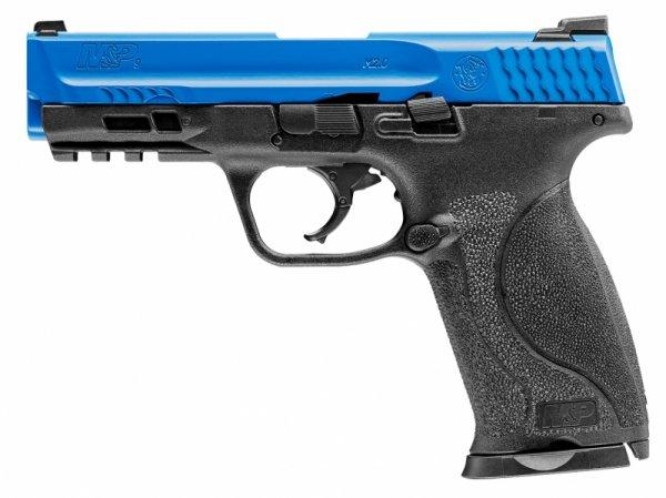 Umarex - Pistolet RAM CO2 Smith&Wesson M&P9 M2.0 T4E LE .43 (2.4749) niebieski