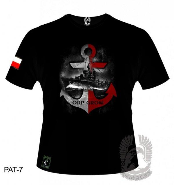 Husaria - Koszulka ORP Grom PAT-07
