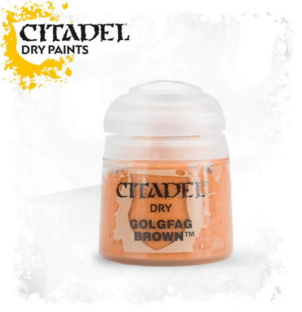CITADEL - DRY Golgfag Brown 12ml
