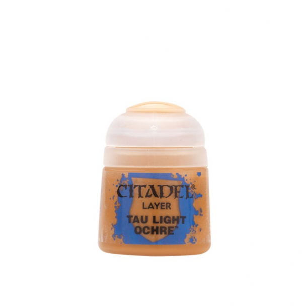 CITADEL - Layer Tau Light Ochre 12ml