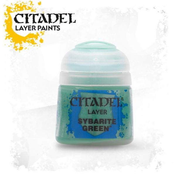 CITADEL - Layer Sybarite Green 12ml