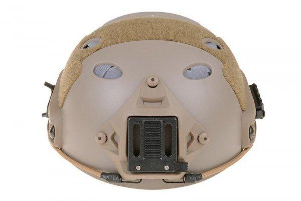 FMA - Hełm typu FAST PJ CFH - TAN