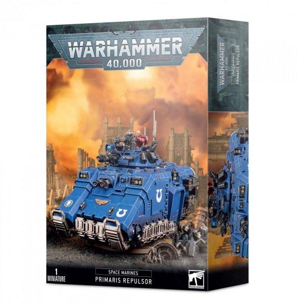 Warhammer 40K - Space Marines Primaris Repulsor