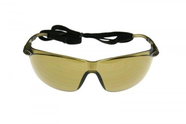 Peltor - Okulary Tora - brązowe