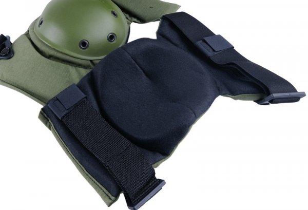 Ochraniacze na kolana ALTA ULTRAFLEX - OLIVE