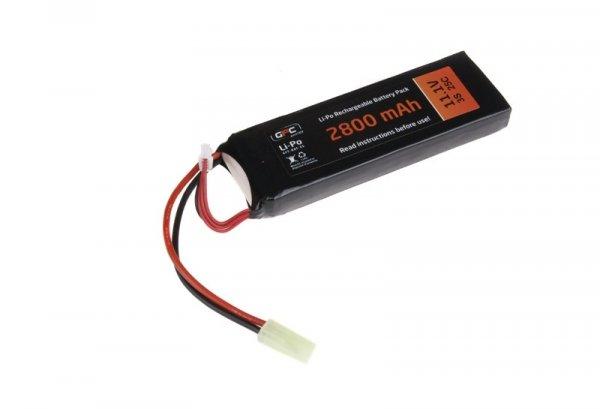 Akumulator LiPo 11,1V 2800mAh 25/50C