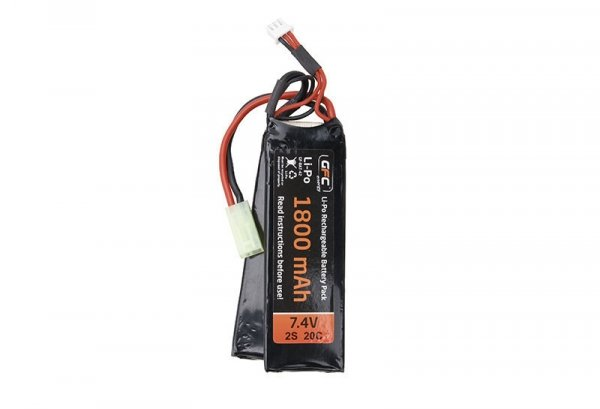 Akumulator LiPo 7,4V 1800mAh 20/40C 2-modułowy