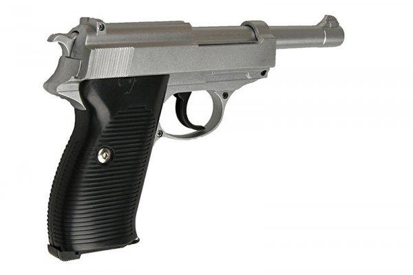 Replika pistoletu G21 - silver