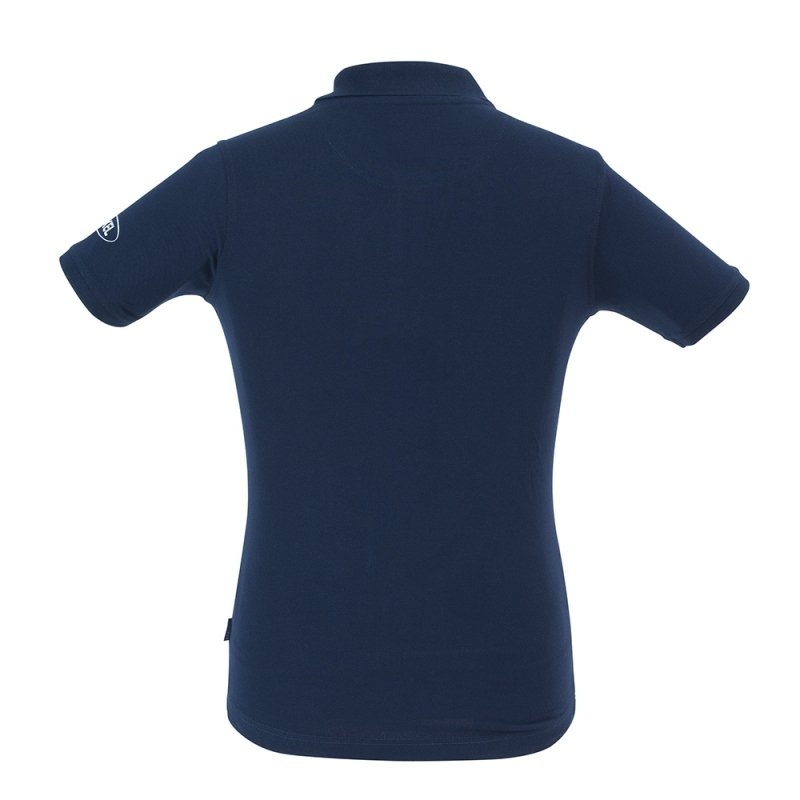 Koszulka polo damska PIXEL - classic