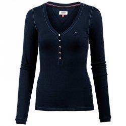 Tommy Hilfiger Jeans longsleeve bluzka damska